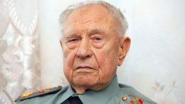 Маршал Советского Союза Дмитрий Тимофеевич Язов.