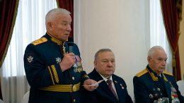В честь Дня защитника Отечества и 15-летия Клуба военачальников РФ