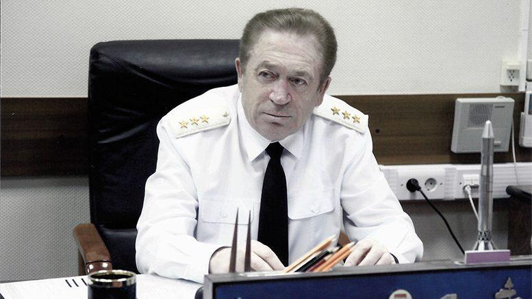 Генерал-полковник Иванов Владимир Леонтьевич.