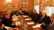 27 февраля 2020 года Клуб военачальников РФ провел круглый стол