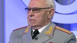 Генерал-полковник Ладыгин Федор Иванович