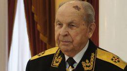 Адмирал флота Сорокин Алексей Иванович.