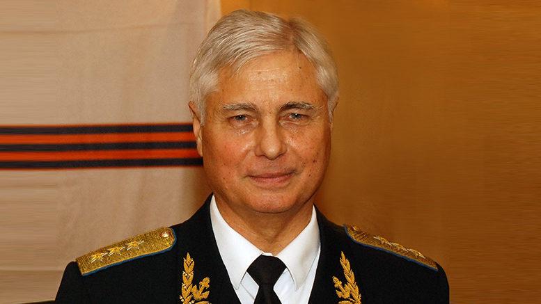 Генерал-полковник Дейнека Владимир Григорьевич