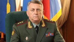 Генерал-полковник Каракаев Сергей Викторович