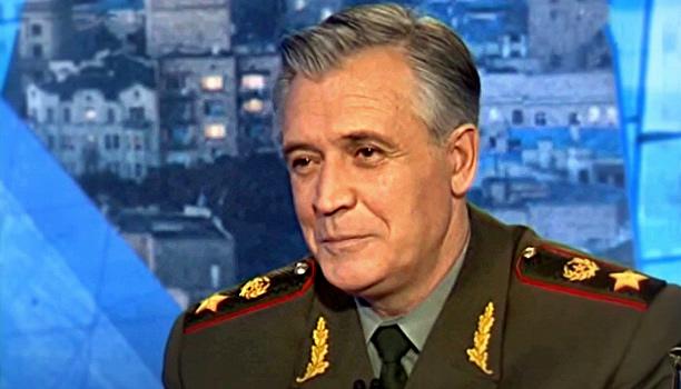 Генерал армии Семёнов Владимир Магомедович
