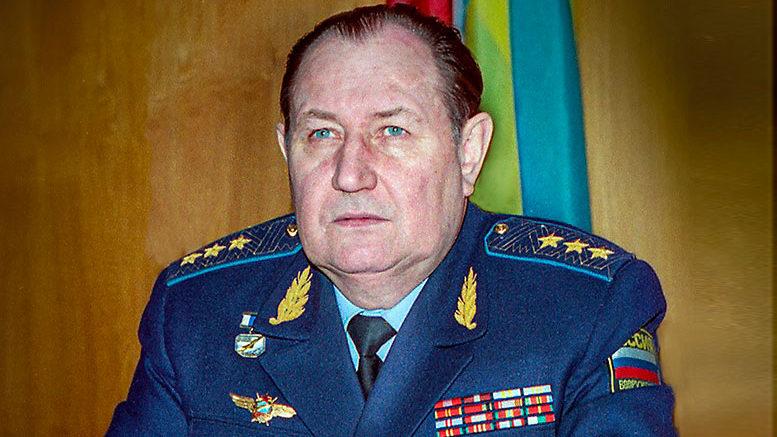 Генерал-полковник авиации Корольков Борис Федорович