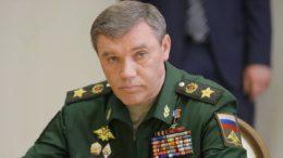 Генерал армии Герасимов Валерий Васильевич