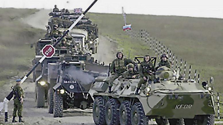 Совместное патрулирование в Боснии и Герцеговине стало первым взаимодействием российских и западных военных. Фото с сайта www.nato.int