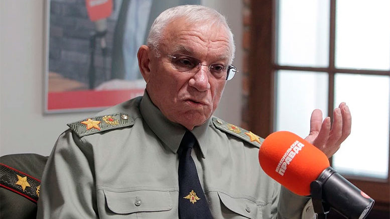 Генерал Анатолий Куликов Фото: Александр ШПАКОВСКИЙ