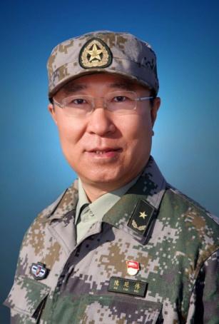 Куй Яньвэй генерал-майор, Атташе по вопросам обороны при посольстве КНР в России
