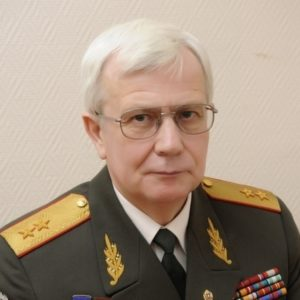 КАРПОВ Александр Николаевич генерал-лейтенант, доктор политических наук, профессор, член Президиума АВН РФ