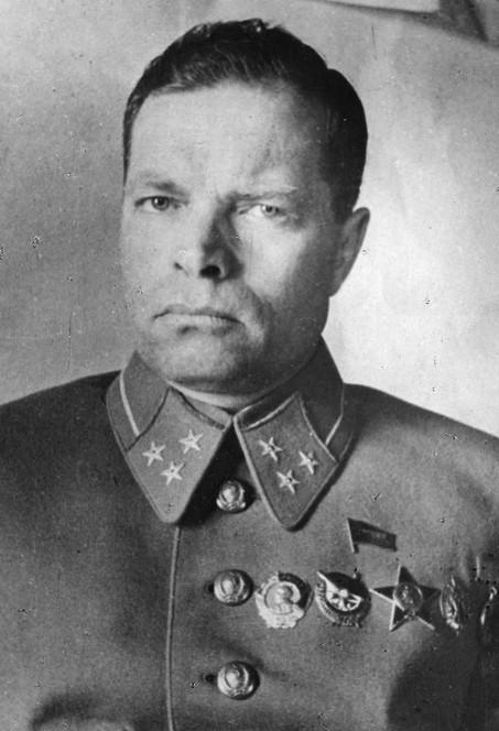 Генерал-лейтенант Масленников И.И.в должности командующего 29-й армией Калининского фронта проявил полководческие качества