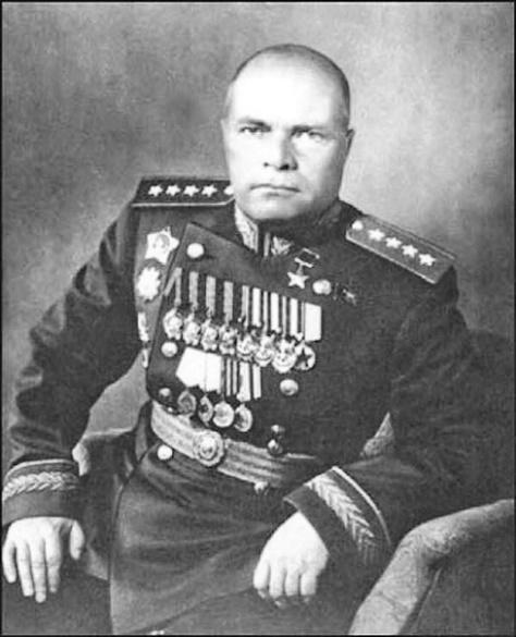 Генерал армии Масленников И.И. (1900 – 1954). Тайна его гибели пока не раскрыта