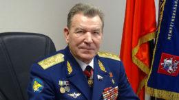 Генерал-полковник авиации Антошкин Николай Тимофеевич