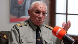 Экс-глава МВД, бывший вице-премьер, генерал армии Анатолий Куликов. Фото: Александр ШПАКОВСКИЙ