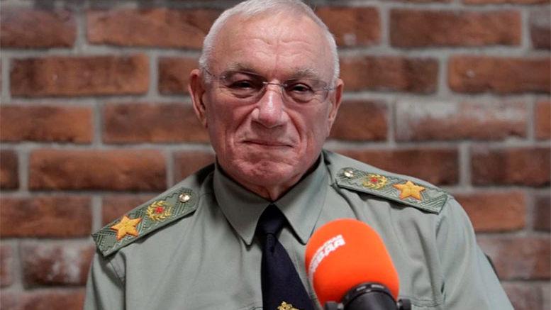 Генерал Анатолий Куликов. Фото: Александр Шпаковский.