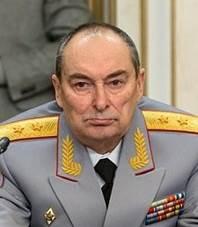 ГРИГОРЬЕВ Василий Степанович генерал-лейтенант, председатель Правления Клуба военачальников Российской Федерации