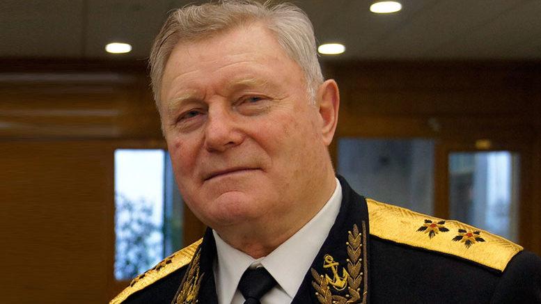 Вице-адмирал Шевченко Анатолий Иванович