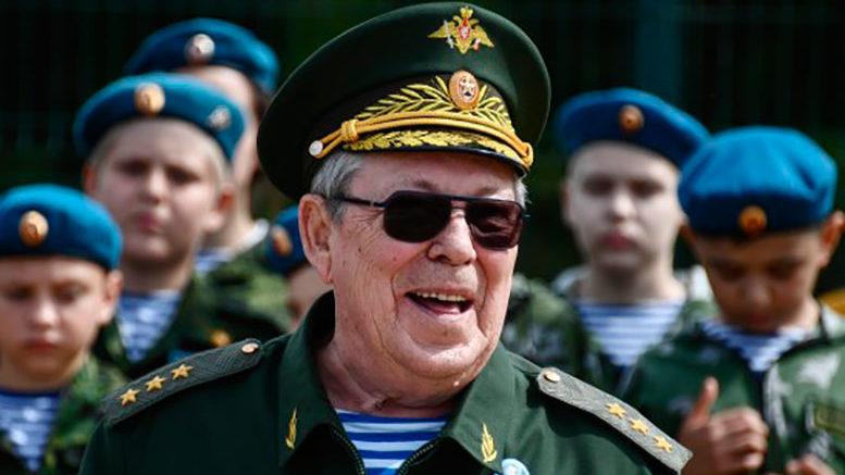 Генерал-полковник Маргелов Виталий Васильевич