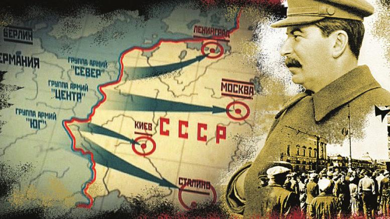 Сталин, встретивший войну как политик, закончил ее великим полководцем