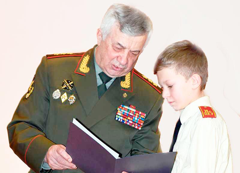 Леонтий Шевцов, советник директора Росгвардии, генерал-полковник