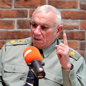 Экс-глава МВД, бывший вице-премьер, генерал армии Анатолий Куликов. Фото: Александр ШПАКОВСКИЙ.