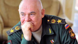 Генерал армии Казанцев Виктор Германович