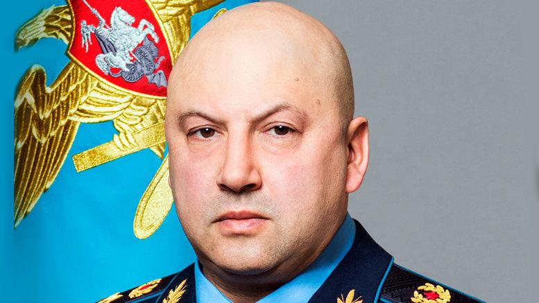 Суровикин Сергей Владимирович